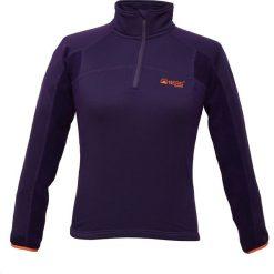 Bluzy damskie: BERG OUTDOOR Bluza Sportowa Damska Champex Sweat Fioletowa r. L - (HK4220500AW14)