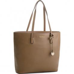 Torebka COCCINELLE - CF8 Clementine Soft E1 CF8 11 03 01 Taupe N75. Brązowe torebki klasyczne damskie Coccinelle, ze skóry. W wyprzedaży za 869,00 zł.