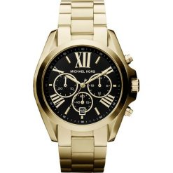 Zegarek MICHAEL KORS - Bradshaw MK5739  Gold/Gold. Żółte zegarki damskie Michael Kors. Za 1290,00 zł.