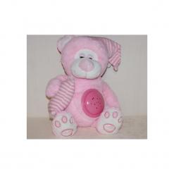 Śpioszek różowy projektor - 3060068086. Czerwone śpiochy niemowlęce marki Madej. Za 83,20 zł.