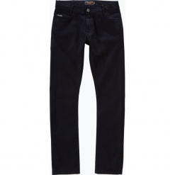 Blue Effect - Jeansy chłopięce regular fit, niebieski. Niebieskie chinosy chłopięce Blue Effect, z jeansu. Za 179,95 zł.