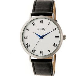 """Zegarki męskie: Zegarek kwarcowy """"the 2900"""" w kolorze czarno-srebrno-białym"""