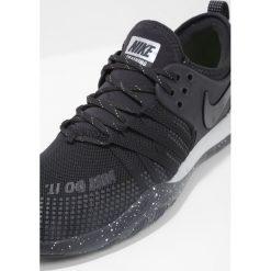 Nike Performance FREE TR 7 SELFIE Obuwie treningowe black/chrome. Czarne buty sportowe damskie marki Nike Performance, z materiału. Za 419,00 zł.