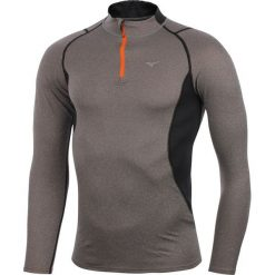 Odzież termoaktywna męska: koszulka termoaktywna męska MIZUNO MERINO WOOL HALF ZIP