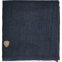 Trussardi Jeans - Szalik. Czarne szaliki męskie marki Trussardi Jeans, z dzianiny. W wyprzedaży za 179,90 zł.