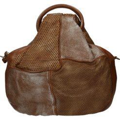 Torba - B7272 WAT COG. Żółte torebki klasyczne damskie Venezia, ze skóry. Za 549,00 zł.