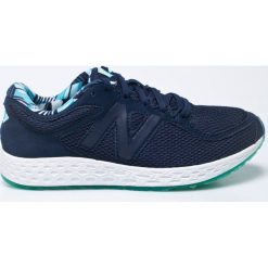 New Balance - Buty. Szare buty do fitnessu damskie marki adidas Originals, z gumy. W wyprzedaży za 219,90 zł.