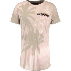 T-shirty męskie z nadrukiem: Religion BREEZE Tshirt z nadrukiem taupe