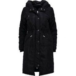 Płaszcze damskie pastelowe: Noisy May Petite NMELLEN  Płaszcz zimowy black