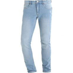 Jeansy męskie regular: Lindbergh Jeansy Straight Leg mono blue