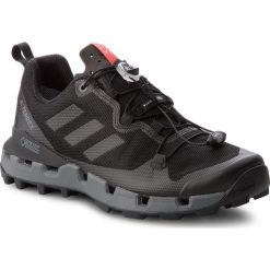 Buty adidas - Terrex Fast Gtx-Surround GORE-TEX AQ0365 Cblack/Grefiv/Hirere. Czarne buty trekkingowe męskie Adidas, z gore-texu, outdoorowe, adidas terrex, gore-tex. W wyprzedaży za 509,00 zł.