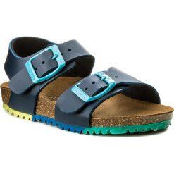 Sandały męskie: Sandały GARVALIN - 172346 E-Azul Marino