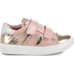 Buty dziecięce: Trampki z brokatem american club IRENE