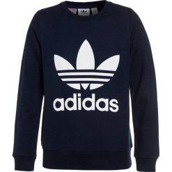 Adidas Originals CREW Bluza conavy/white. Czerwone bluzy chłopięce marki adidas Originals, z bawełny. Za 179,00 zł.