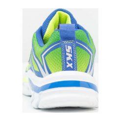 Trampki chłopięce: Skechers NITRATE THERMOBLAST Tenisówki i Trampki lime/blue