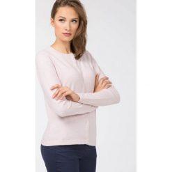 Kardigany damskie: Sweterek z perełkami