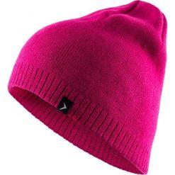 Czapka damska CAD600 - różowy - Outhorn. Czerwone czapki zimowe damskie Outhorn, na jesień. Za 19,99 zł.