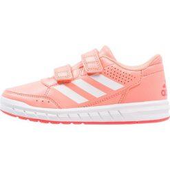 Adidas Performance ALTASPORT Obuwie treningowe chalk coral/footwear white/real coral. Brązowe buty sportowe chłopięce marki adidas Performance, z gumy. Za 149,00 zł.