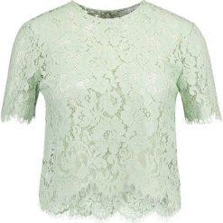 Bluzki asymetryczne: IVY & OAK BOXY  Bluzka mint green