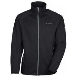 Vaude Kurtka Men's Gutulia Jacket Black S. Czarne kurtki sportowe męskie Vaude, m, z materiału. W wyprzedaży za 299,00 zł.