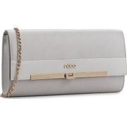 Torebka NOBO - NBAG-D1240-C019 Szary. Szare torebki klasyczne damskie Nobo, ze skóry ekologicznej. W wyprzedaży za 109,00 zł.