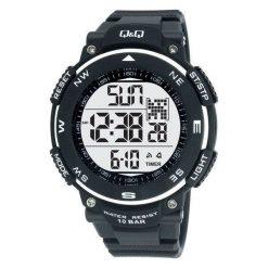 Biżuteria i zegarki męskie: Zegarek Q&Q Męski M124-002 Metronom