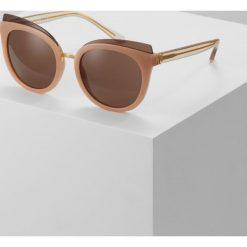 Tory Burch Okulary przeciwsłoneczne pink. Czerwone okulary przeciwsłoneczne damskie aviatory Tory Burch. Za 839,00 zł.
