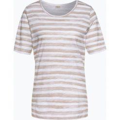 Munich Freedom - T-shirt damski, beżowy. Brązowe t-shirty damskie Munich Freedom, s, z bawełny. Za 179,95 zł.