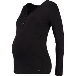 Bluzki asymetryczne: bellybutton JULIA  Bluzka z długim rękawem black