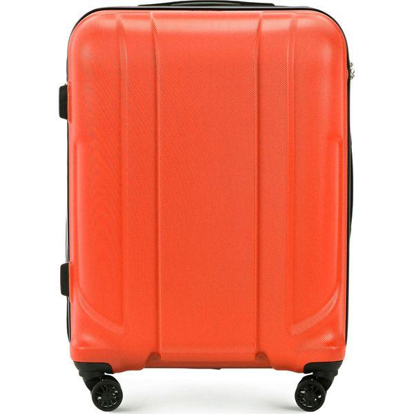 317b77391f45c Brązowe walizki - Promocja. Nawet -70%! - Kolekcja lato 2019 - myBaze.com