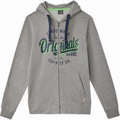 Swetry damskie: Bluza z kapturem zapinana na suwak JORJOSE