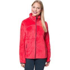 Kurtka polarowa w kolorze różowym. Czerwone kurtki damskie marki CMP Women, z polaru. W wyprzedaży za 122,95 zł.