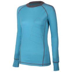 Bluzki sportowe damskie: Westige Koszulka Damska W Element Top Blue 42