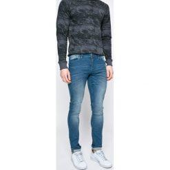 Blend - Jeansy. Szare jeansy męskie marki Blend, z jeansu. W wyprzedaży za 89,90 zł.