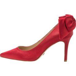 Buty ślubne damskie: Buffalo ZS 779416 Czółenka red