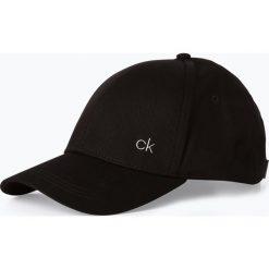 Czapki z daszkiem damskie: Calvin Klein - Damska czapka z daszkiem, czarny