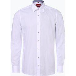Finshley & Harding - Koszula męska – Red Label, czarny. Czarne koszule męskie marki Finshley & Harding, w kratkę. Za 129,95 zł.