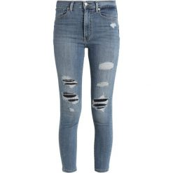Levi's® MILE HIGH ANKLE SKINNY Jeans Skinny Fit night to remember. Szare jeansy damskie relaxed fit Levi's®, z bawełny. Za 399,00 zł.