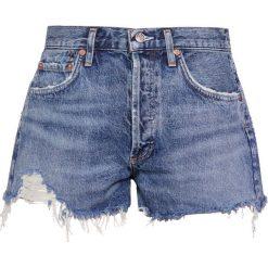 Szorty damskie: Agolde Szorty jeansowe roxsteady