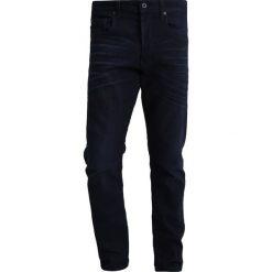 GStar 3301 TAPERED Jeansy Zwężane cella indigo trainer dark aged. Niebieskie jeansy męskie marki G-Star. Za 419,00 zł.