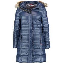 Płaszcze damskie pastelowe: Frieda & Freddies Płaszcz puchowy dark blue