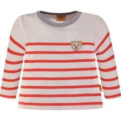 T-shirty chłopięce z długim rękawem: Koszulka w kolorze biało-czerwonym