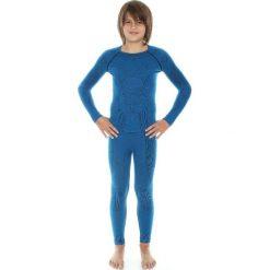 Brubeck Komplet bielizny termoaktywnej Extreme Merino niebieski r. 92-98 (KP10040). Niebieskie bielizna dziewczęca Brubeck. Za 77,08 zł.
