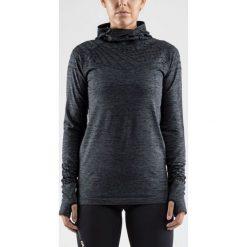 Craft Bluza damska Core 2.0 Hood szara r. M (1905962 - 998000). Czarne bluzy sportowe damskie marki Craft, m. Za 190,65 zł.