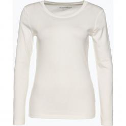 Brookshire - Damska koszulka z długim rękawem, beżowy. Czarne t-shirty damskie marki brookshire, m, w paski, z dżerseju. Za 49,95 zł.