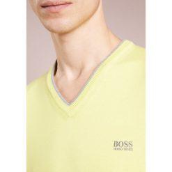 BOSS ATHLEISURE VIME Sweter sunny lime. Żółte kardigany męskie marki BOSS Athleisure, m, z bawełny. W wyprzedaży za 349,30 zł.