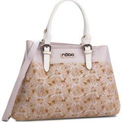 Torebka NOBO - NBAG-F0720-C014 Jasny Fiolet. Fioletowe torebki klasyczne damskie Nobo, ze skóry ekologicznej. W wyprzedaży za 159,00 zł.
