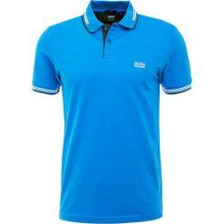 BOSS ATHLEISURE PAUL SLIM FIT Koszulka polo bright blue. Niebieskie koszulki polo marki BOSS Athleisure, m. Za 379,00 zł.