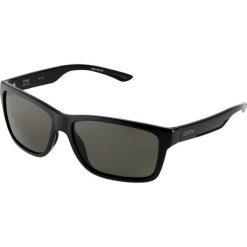 Okulary przeciwsłoneczne męskie: Smith Optics DRAKE Okulary przeciwsłoneczne shiny black/grey green