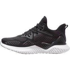 Adidas Performance ALPHABOUNCE BEYOND  Obuwie do biegania treningowe core black/footwear white. Czarne buty do biegania męskie adidas Performance, z materiału. Za 399,00 zł.